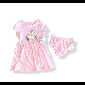 NWT Bambi baby dress